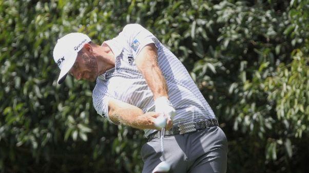 Golf, Johnson torna n. 1 del mondo