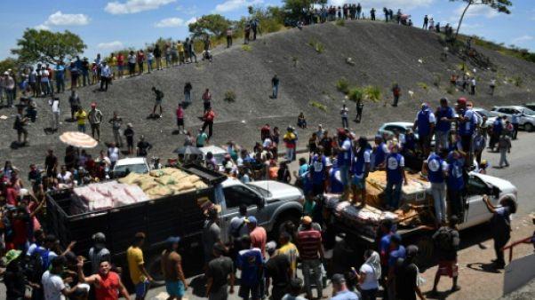 Une ville brésilienne à l'arrêt à cause de la crise au Venezuela