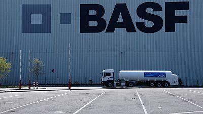 Germany's BASF fourth-quarter EBIT slumps on lower earnings from basic petrochemical unit