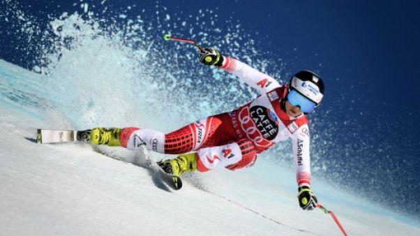 Ski alpin: le podium de la descente de Crans-Montana modifié après des problèmes de chronomètre