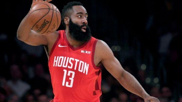 NBA: fin de série pour Harden, nouveau record pour LeBron