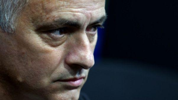 """Angleterre: pour son prochain poste, Mourinho veut un club qui a de """"l'empathie"""""""