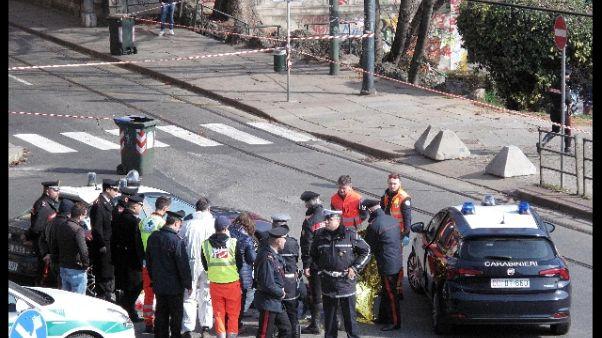 Ucciso a Torino,si cerca uomo 30-35 anni