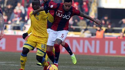 Giudice: cinque squalificati in Serie A