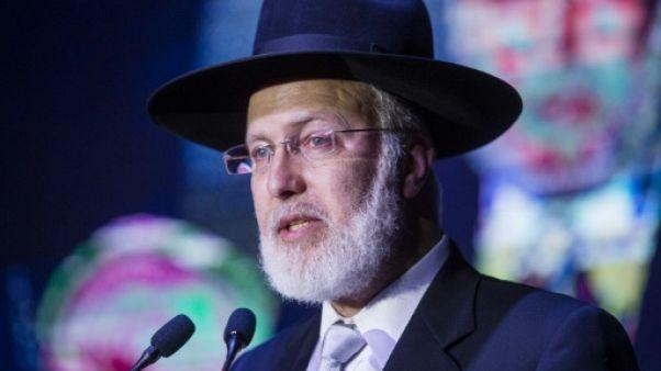 Argentine : le grand rabbin agressé après la profanation d'un cimetière juif