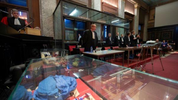 """Musée juif: le parquet requiert """"un verdict de culpabilité"""" contre Nemmouche"""