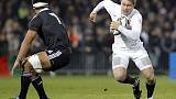 Rugby - Former England centre Tait retires due to injury