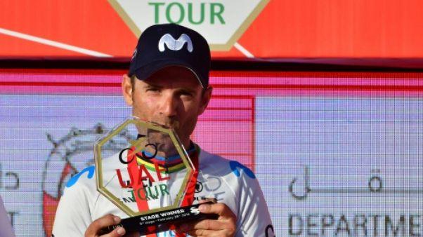 Tour des Emirats arabes unis: Valverde vainqueur, Roglic toujours devant