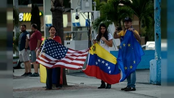 Pourquoi la crise au Venezuela peut avoir un impact sur la présidentielle américaine