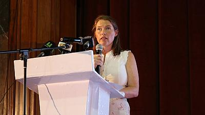 """""""There can be no health without mental health"""" : speech by Jemima Gordon-Duff"""
