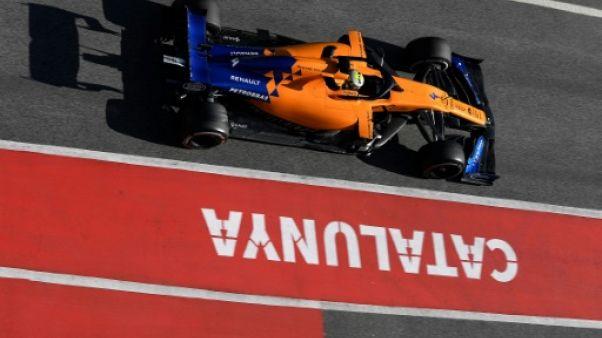 F1: contretemps pour Mercedes et Ferrari aux essais hivernaux