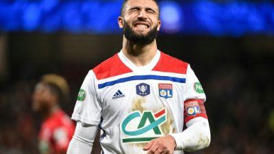 Coupe de France: Lyon encore privé de Fekir