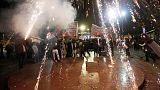 غارات جوية هندية على باكستان تؤدي لاحتفالات في الهند