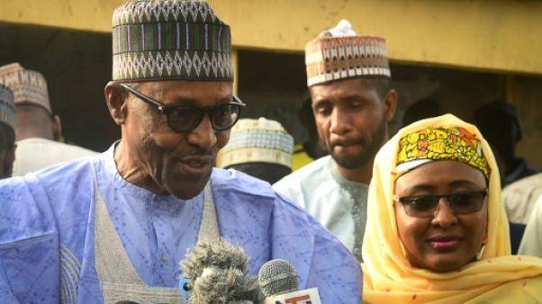 Nigeria Muhammadu Buhari réélu pour un second mandat