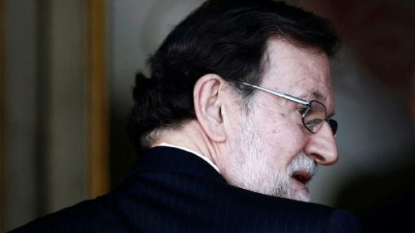 Espagne: Mariano Rajoy déplore les violences policières lors du référendum catalan
