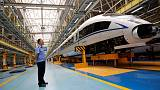Beijing-Shanghai high-speed rail to be publicly listed - Chinese media