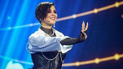 أوكرانيا تستبعد مغنية من مسابقة يوروفيجن بسبب خلاف حول روسيا