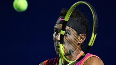 Rentrée tranquille de Nadal au tournoi d'Acapulco