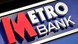 Metro Bank slumps after shareholder cash call, strategy overhaul