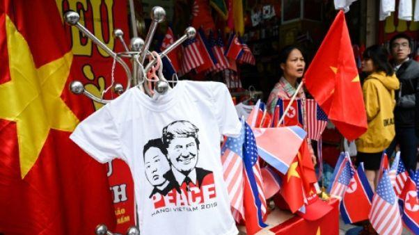Guerre ou paix: un paysan vietnamien espère montrer l'exemple à Kim