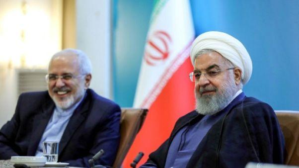Iran: Rohani maintient son chef de la diplomatie démissionnaire