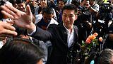 Elections en Thaïlande: un millionnaire anti-junte dénonce l'agressivité du régime