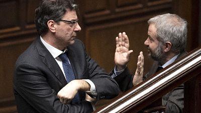 Borghi, finita alleanza con c.destra