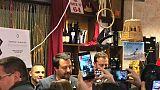 """Salvini ai sardi, """"contate su di me"""""""