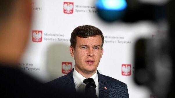 Doping, polacco Banka candidato a Wada