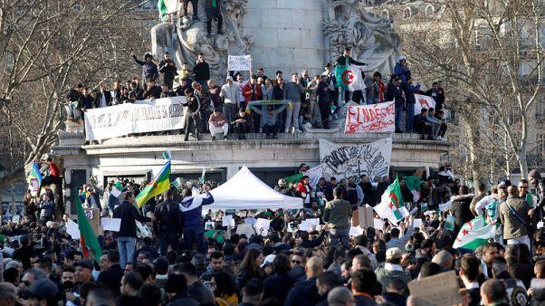 الجزائر: فرنسا تدعو إلى احترام الشفافية في الانتخابات الرئاسية المقبلة