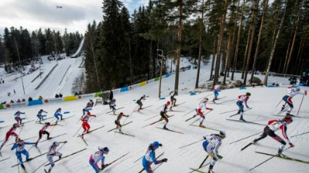 """Mondiaux de ski nordique: un """"réseau de dopage"""" démantelé, des athlètes arrêtés"""