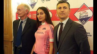 Giro Donne: maglia rosa è Gruppo Iccrea