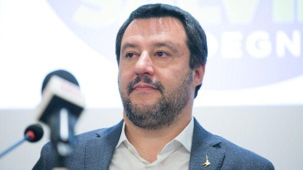 Autonomie: Salvini, in settimana sintesi