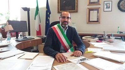 Nuova scritta contro sindaco Terni