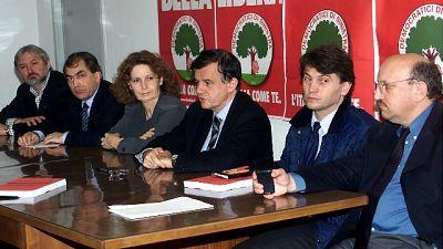 Morto ex parlamentare Elvio Ruffino