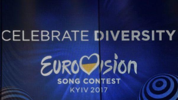 L'Ukraine avait organisé l'Eurovision en 2017