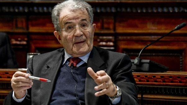 """Appello Prodi, """"in tanti alle primarie"""""""