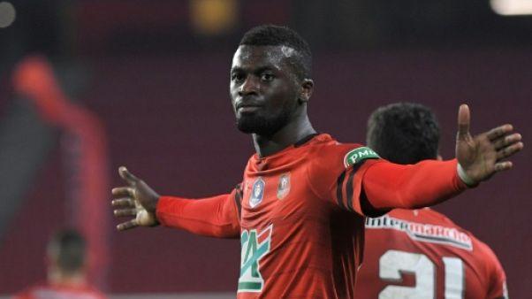 Coupe de France: Rennes maîtrise Orléans et va en demie
