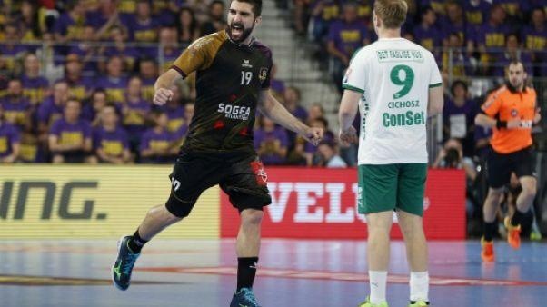 Hand: Nantes reste quatrième de son groupe de Ligue des champions
