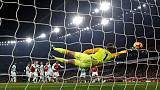 Ozil on target as Arsenal hammer Bournemouth 5-1