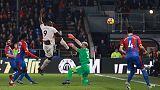 Lukaku inspires Man United to 3-1 win at Palace
