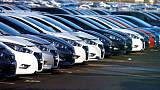 UK car output slumps 18 percent in January