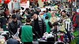 China consumers squeezed in 2018 as income gains slow, living costs rise
