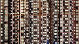 Hong Kong home prices rise for first time in six months