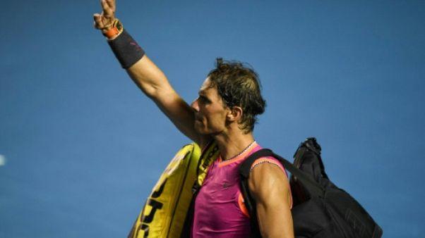 Tennis: Kyrgios fait craquer Nadal à Acapulco