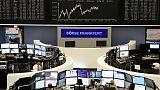 أسهم أوروبا تهبط بقيادة شركات التعدين بعد بيانات صينية