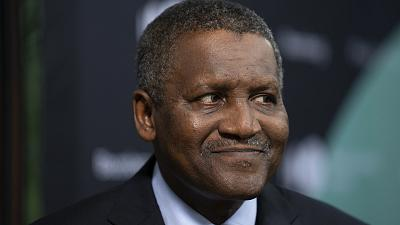 Nigeria's Dangote Tops a Very Short List of African Billionaires (By Devon Pendleton  and Tom Metcalf)