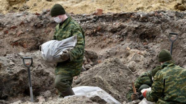 Belarus: une fosse commune découverte sur le site d'un ancien ghetto juif