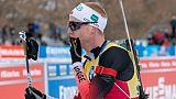 Biathlon: Boe perd le bénéfice de sa 4e place sur la poursuite de Soldier Hollow