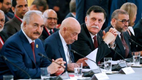 Libye: accord pour des élections entre pouvoirs rivaux, selon l'ONU